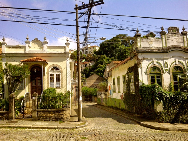 Rio, Brazil, Santa Teresa district, travel