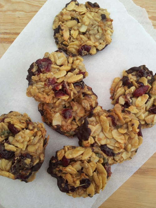chocolate florentines, The Great British Bake Off, Mary Berry, how to make florentines, easy florentines recipe